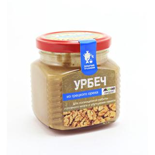 Урбеч Добрые традиции из грецкого ореха, 200 гр