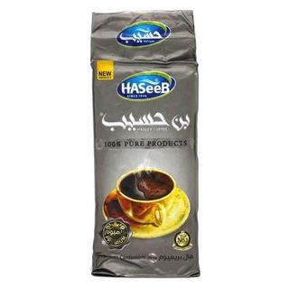 Арабский молотый кофе Haseeb premium cardamom, 200 гр